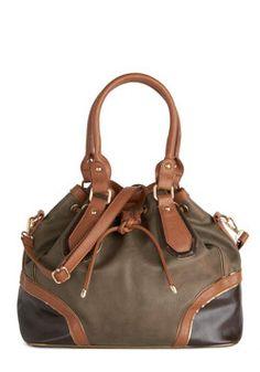 Triple Chocolate Bag, #ModCloth