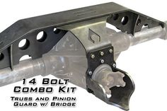 14 bolt shave kit | Chassis fabrication, Shave kit ...