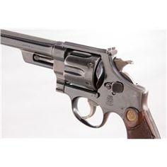 S&W Pre-War Registerd Magnum Double Action Revolver