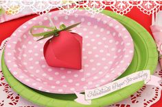 strawberry shortcake party favors - Google Search