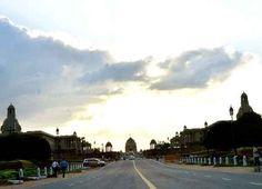 दिल्ली में घिरेंगे बादल