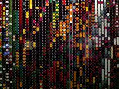 Paul Sharits - filmstrip collage
