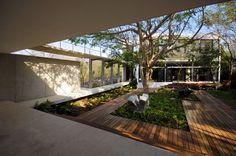 courtyard by Javier Muñoz Menéndez, Mexico