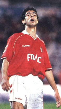 Rui Costa del Benfica 1991/92.