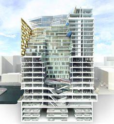 The cube : Une construction atypique à Birmingham
