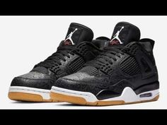 Knowledgeable Nike Air Jordan 4 Retro Iv Bred 2019 Release Aj4 Family Size Pick 1 High Quality Materials Clothing, Shoes & Accessories Athletic Shoes