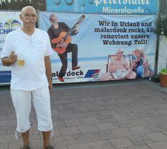 Let's ROCK! :-) Heute und Morgen bin ich beim Festival-Highlight der Region Nordbaden: www.Rock-am-Wald.de