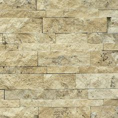 travertine ledgestone