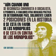 Che guevara ba me Ernesto Che, Fidel Castro, Political Quotes, Faith In Humanity, Guerrilla, Famous Quotes, Cuba, How To Become, Politics