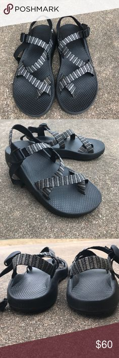 Men's Chaco Size 9 Chaco Z/2 with toe loop in very good condition with a lot of life left in them. Chaco Shoes Sandals & Flip-Flops