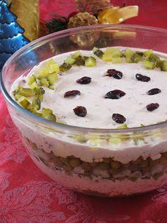 Przepisy na Wigilię i Boże Narodzenia Christmas Eve, Salads, Pudding, Desserts, Food, Kitchens, Tailgate Desserts, Deserts, Eten