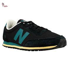 New Balance U 410 VGG Schuhe black-green - 44 - Chaussures new balance (*Partner-Link)