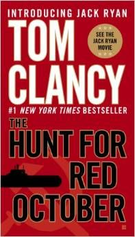 The Hunt for Red October (Jack Ryan) Paperback by Tom Clancy   A military thriller about the greatest espionage coup in history.