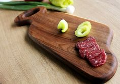 Kitchen Cutting Board Chopping Board Natural by LittleWoodCottage, $45.00