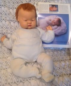 "Vintage Vogue Dolls ""Baby Dear"" baby doll early 1960's #Vogue #Dolls"