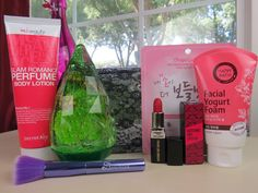 """Beauteque October BB Bag """"Life of Luxury"""" Review - The Beauty Breakdown Korean Asian Beauty Subscription Bag Service"""