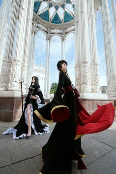 Saint Seiya cosplay : The lost Canvas Ascension Hades by GeshaPetrovich on deviantART