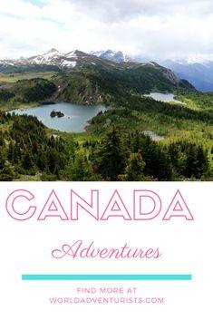 Home Travel - World Adventurists Canada Travel, Adventure Travel, Travel Inspiration, Profile, Mountains, World, Cover, Nature, User Profile
