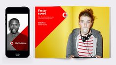 Vodafone 'Power To You' I The Eye Casting Campaigns Visual Identity, Brand Identity, Graduate Jobs, Fast Internet, Branding, Brand Packaging, You And I, Campaign, It Cast