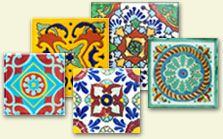 Tiles for my kitchen and stair case! Maybe even a fountain outside