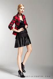 punk clothing by Alexander McQueen