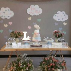 Laura Santos, Baby Shawer, Party Bags, Childrens Party, Party Themes, Lily, Table Decorations, Birthday, Metallica