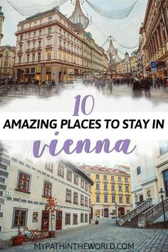Wondering where to stay in Vienna Austria? Here's a great Vienna travel tip of ten amazing recommendations for the best place to stay in Vienna Travel Travel Travel Trip Travel Travel Getaways Getaways Top Europe Destinations, Places In Europe, Europe Travel Guide, Travel Guides, Places To Go, Backpacking Europe, Budget Travel, Salzburg, Wachau Valley