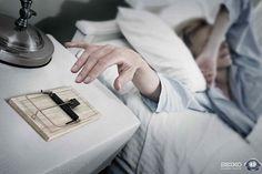 """""""Seiko: Wake up"""" gefunden auf www.designrshub.com gepinned von der Hamburger Werbeagentur www.BlickeDeeler.de"""