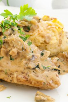 Copycat Recipe for Carrabba's Chicken Marsala | KitchMe