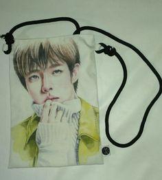 Sling bag canvas..