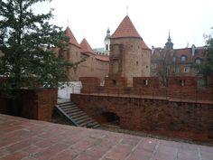 Citadela (Old Town) in Warsaw