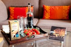 InterContinental London Park Lane – Ambassador Welcome Gift