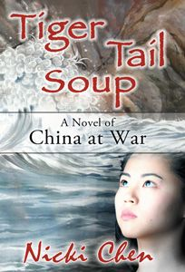 """""""Tiger Tail Soup, A Novel of China at War,"""" now only $1.99 on Kindle, NOOK, and Apple iBook. http://www.amazon.com/Tiger-Tail-Soup-novel-China-ebook/dp/B00N200AHI/ref=sr_1_1_twi_2_kin?s=books&ie=UTF8&qid=1431556374&sr=1-1&keywords=tiger+tail+soup"""