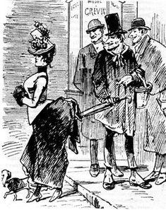 Жертвы моды: старинные карикатуры (2 часть) - Ярмарка Мастеров - ручная работа, handmade Fashion Art, 19th Century, Funny, Funny Parenting, Hilarious, Fun, Humor