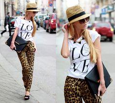 Look: The big cat's in town - Sirma Markova - Trendtation