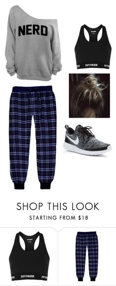 """""""Comfy clothes that i would love to be in"""" by bethm2109 on Polyvore featuring Topshop, Boxercraft and NIKE"""