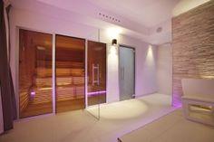 sauna e bagno vapore centro benessere la cascade - hotel parigi 2 dalmine (bergamo)