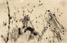 Der Maler Max Weiler 1910-2001 | Kunst - Zeichnungen und Arbeiten auf Papier - Das Kleinste und das Größte, 1981-1985