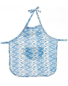 treat your sous chef to a miniature version of your favorite handmade apron {the little market}