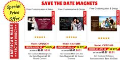 New save the date magnets are listed under the special price offer! good times never last long! Holiday 2014, Save The Date Magnets, Giveaways, Coupon Codes, Good Times, Dating, Things To Sell, Free Shipping