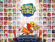 Jungle Force - Free On Android & iOS - Gameplay Trailer