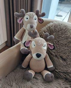 Zelf gehaakt Teddy Bear, Toys, Animals, Activity Toys, Animales, Animaux, Clearance Toys, Teddy Bears, Animal