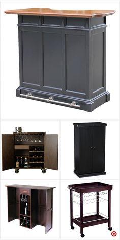 15 Best Armoire Bar Ideas Ever – Modern Home Diy Home Bar, Diy Bar, Bars For Home, Armoire Bar, Bar Furniture, Cabinet Furniture, Porch Bar, Home Bar Designs, Man Room