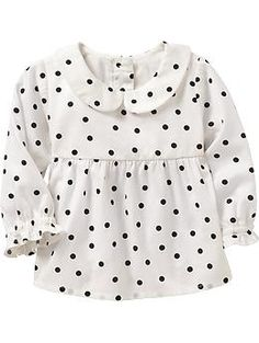 Long-Sleeve Printed Tops for Baby | Old Navy