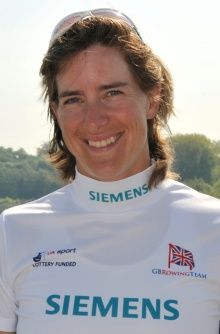 Olympic silver medallist in 2000, 2004 and 2008and six times a World Champion, Katherine is GB's most successful Olympic female rower and was awarded an MBE in 2006 for services to rowing.
