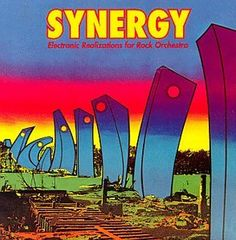 Synergy - Electronic Realizations For Rock Orchestra - Amazon.com Music