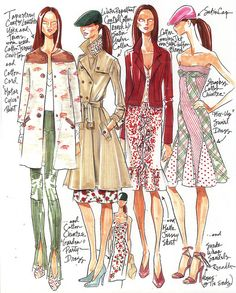designs by Renaldo Barnette by finalfashion, via Flickr