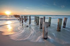 """""""Gulf Coast Sunset"""" I Naples Florida and The Gulf of Mexico - Cory Klein Fine Art and Architectural Photography"""