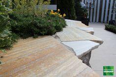 Flagstone, Sidewalk, Tropical, Side Walkway, Paving Stones, Walkway, Walkways, Pavement