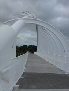 Rewarewa Bridge, New Plymouth, Taranaki, New Zealand
